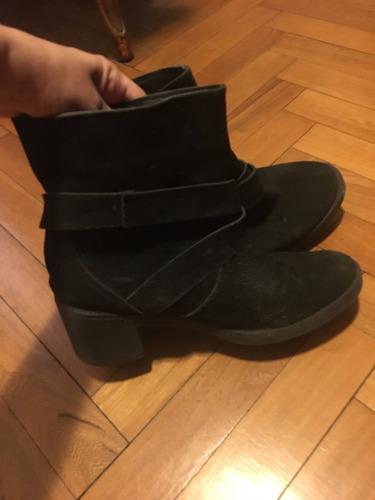 botas gamuza
