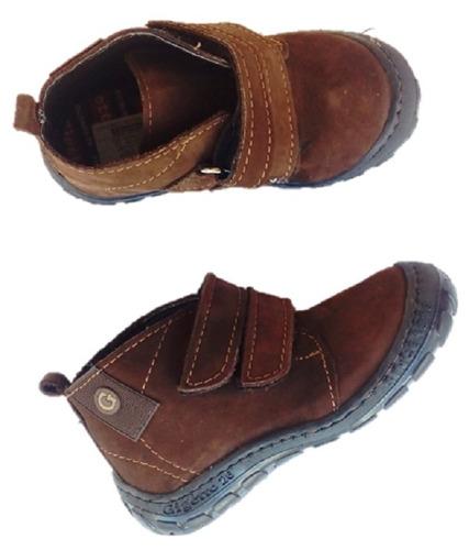botas gigetto para niños