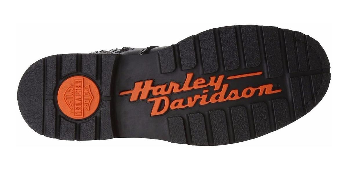 Botas Harley Davidson Craig Con Casquillo Envio Gratis