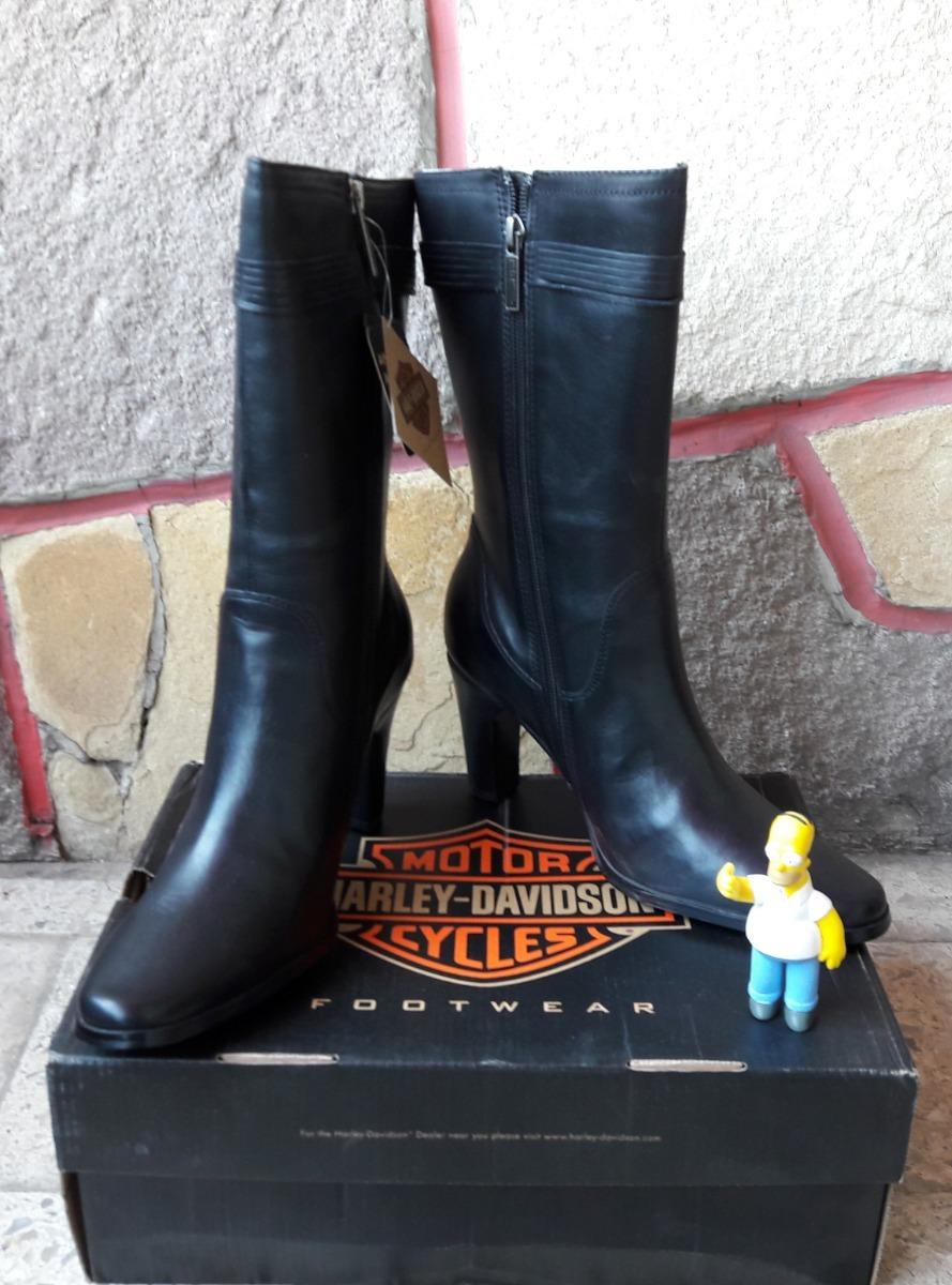 Botas Harley Davidson Mujer Latigo Anillo