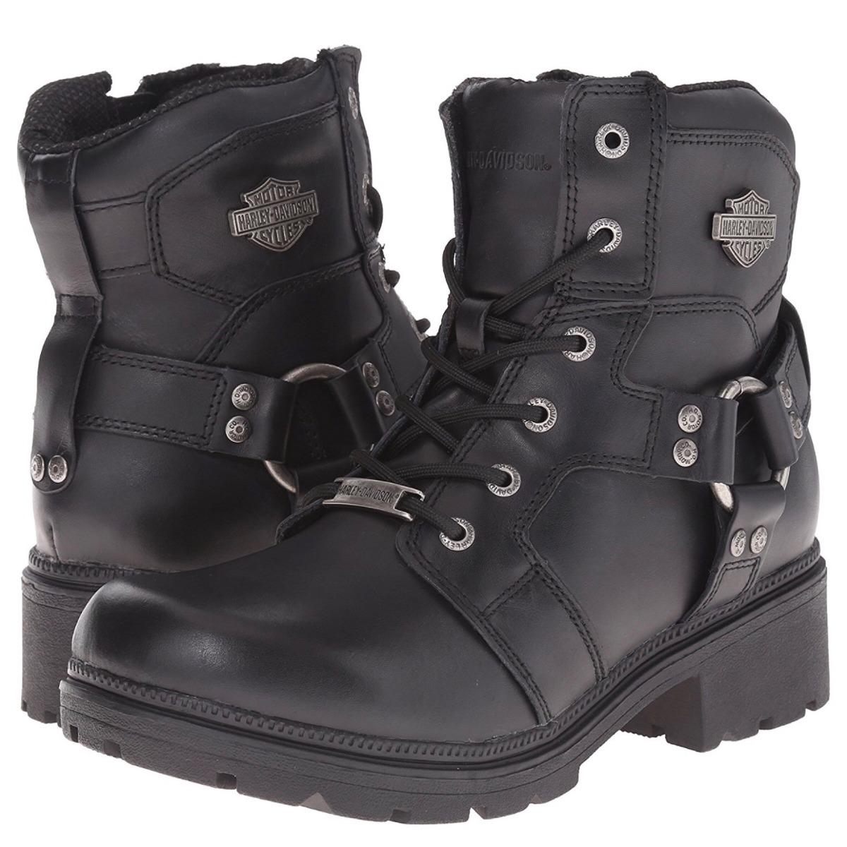 4a9746ec79a botas harley davidson para dama biker moto piel. Cargando zoom.