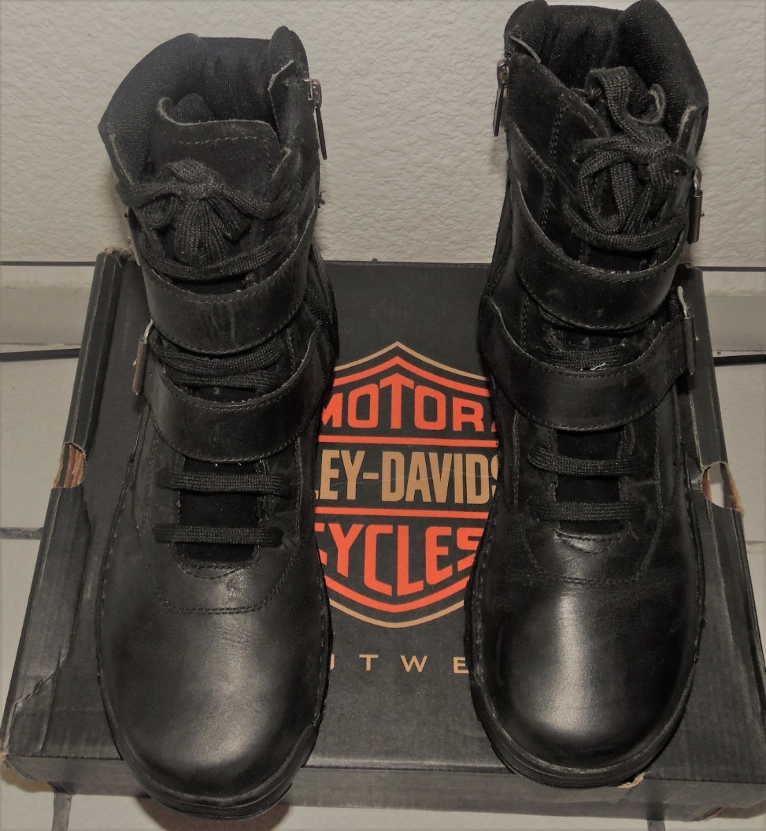 Harley-Davidson Hombres Botas Talla