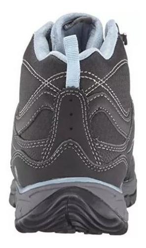 botas hi tec equilibrio bijou mid mujer trekking impermeable