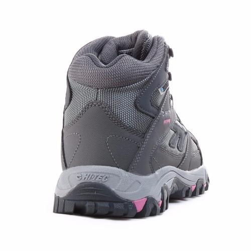 botas hi tec lima sport wp impermeables trekking mujer