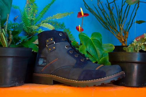 botas hiker marca k-swiss en oferta