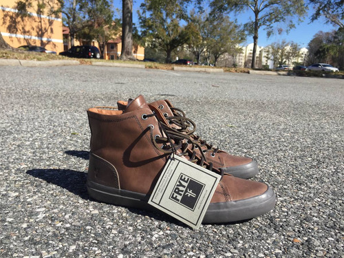 botas hombre frye grand tall