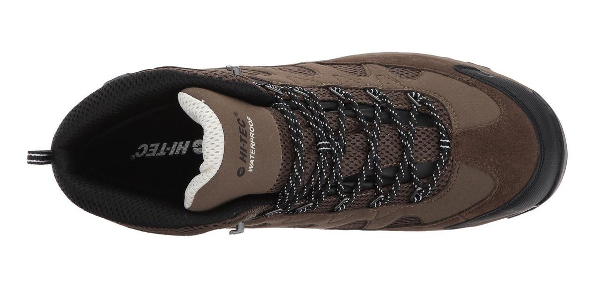 best sneakers ad665 79170 Botas Hombre Hi-tec Riverstone Ultra Wp B-1636