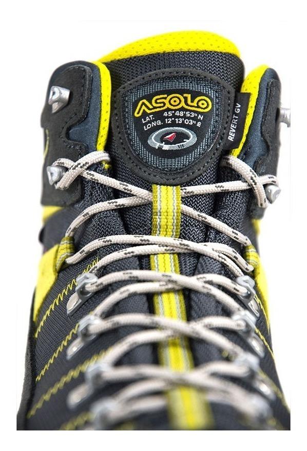 Botas Hombre Impermeables Asolo Trekking Revert Gore tex