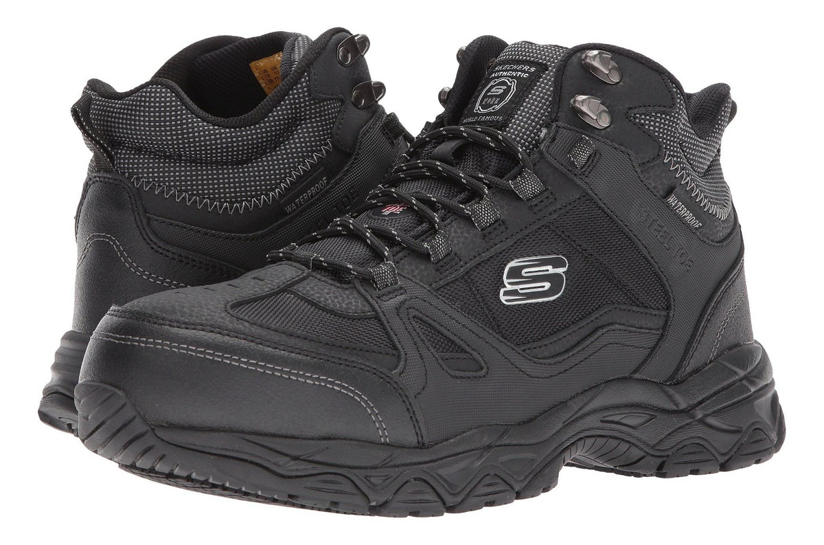 Skechers Work Zapato de Seguridad Hombre Ledom