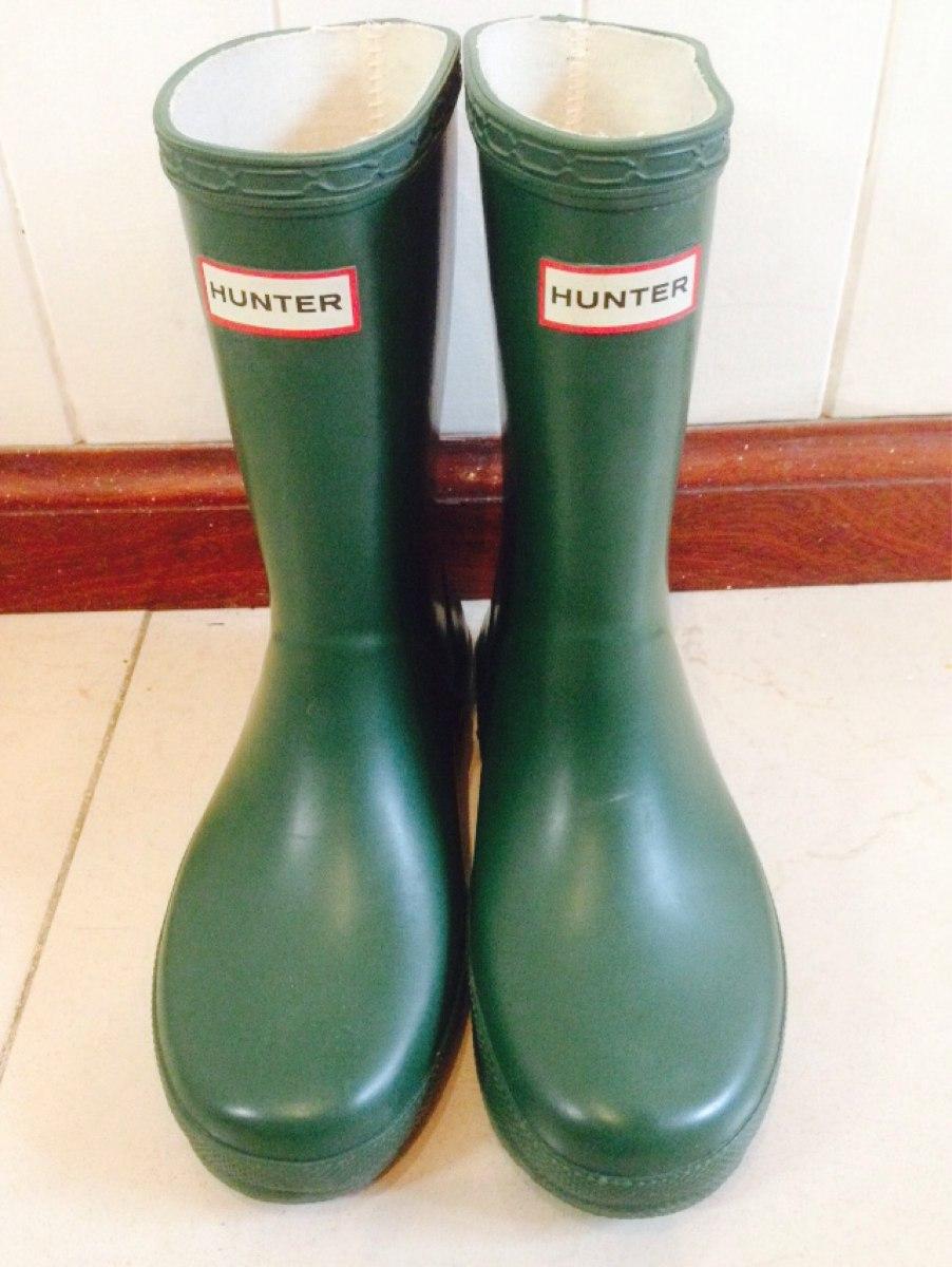 6d35d7c5d5773 nuevas en zoom color originales hunter verde niños de Cargando botas naEUWE