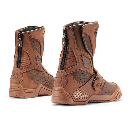 botas icon 1000 retrograde para hombre, marrones 8.5