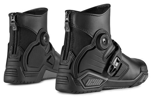 botas icon accelerant urbanas negro talla 9.5