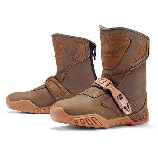 botas icon raiden treadwell impermeables marrón talla 8.5