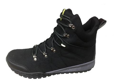 botas impermeables 2018 negro  // zapatos agta