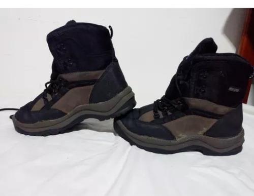 botas impermeables para nieve lluvia montañismo deportes