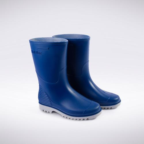 botas impermeables sanidad higiene  pvc caña baja