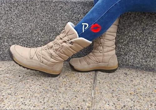 botas impermeables termicas !!!