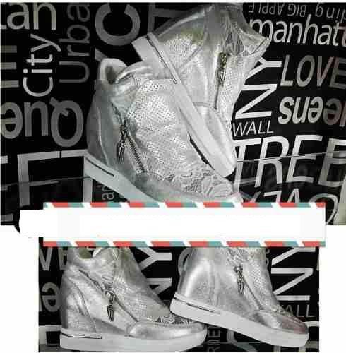 botas importadas de dama tacón interno