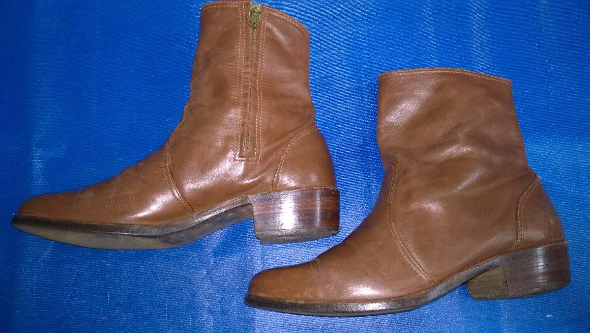 fe9b1fa6372 botas importadas hombre media caña número 39-plantilla 26cm. Cargando zoom.
