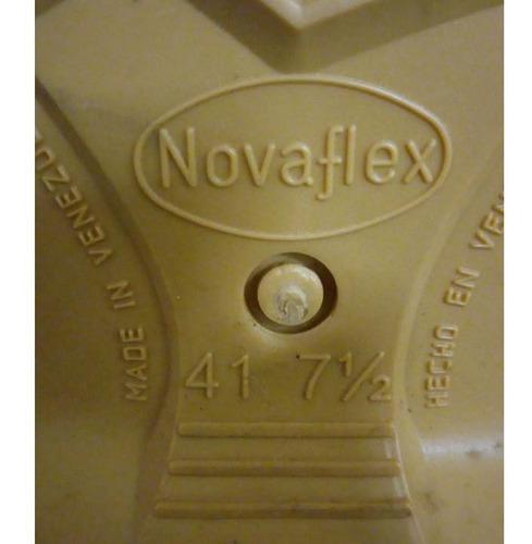 botas industriales de goma novaflex nuevas 41 (7½)
