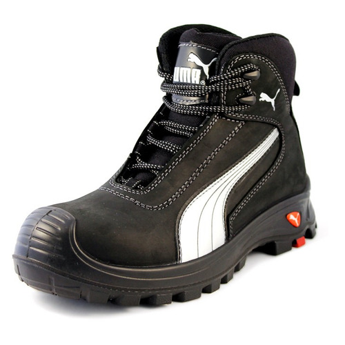 botas industriales puma safety shoes 214 cascades mid