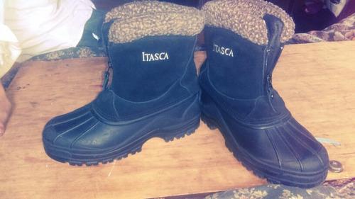 botas itasca para nieve nuevas