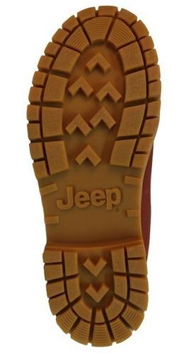botas jeep 10751 tinto
