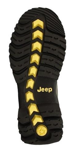 botas jeep  casquillo camuflaje 3560