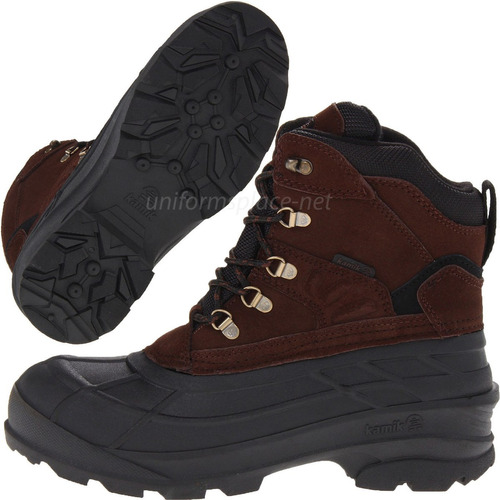 botas kamik waterproof para trabajo pesado envio gratis