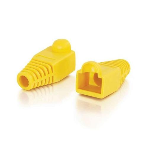 botas lanpro lp-b101yl cobertores p/rj45 amarillo