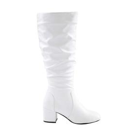 66d104bdc7 Botas Blancas Para Dama Largas en Mercado Libre México