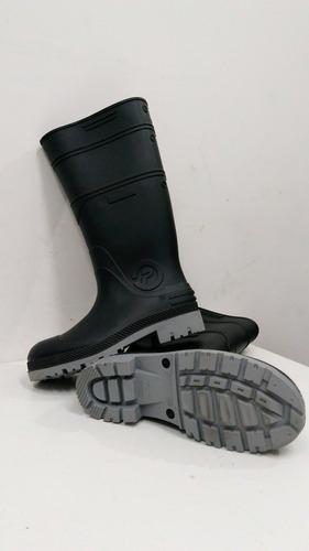 botas lluvia goma pvc trabajo hombre el mejor precio!!