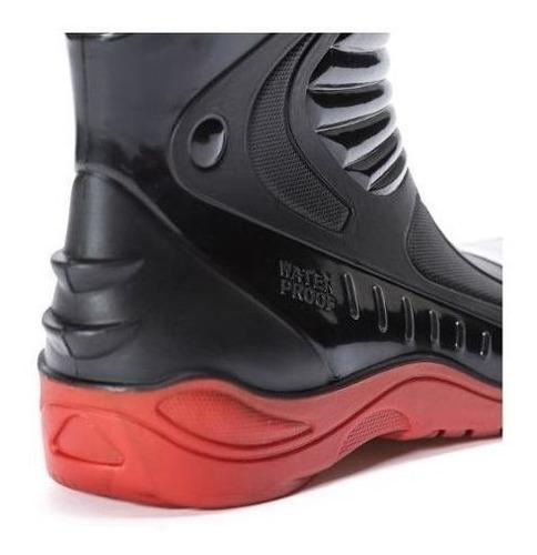 botas lluvia impermeable moto mac blast tien ls2 devotobikes