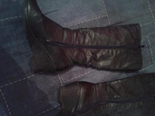 botas marca dakota en perfecto estado