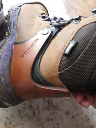 botas merrel
