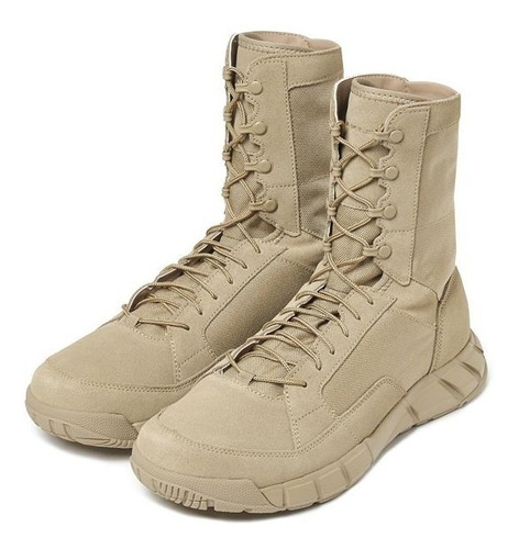 botas militar oakley light desert 100% original envió gratis