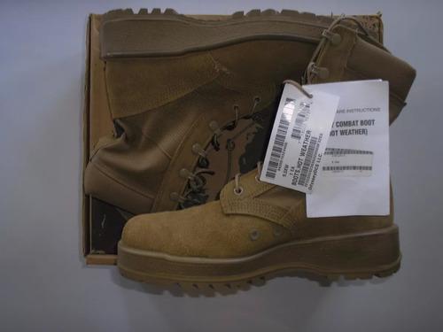 botas militares altama us army marine coyote 9.5 r 40