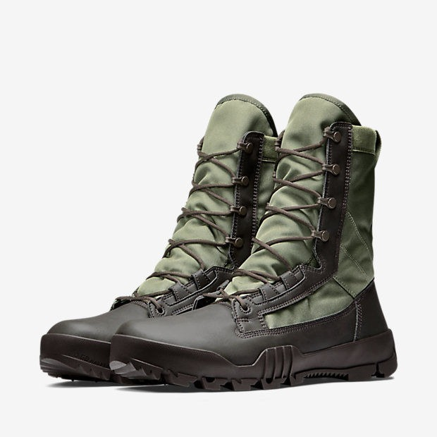 Oblongo Roca factible  Botas Militares Nike Sfb Jungla Us 10r - $ 3,900.00 en Mercado Libre