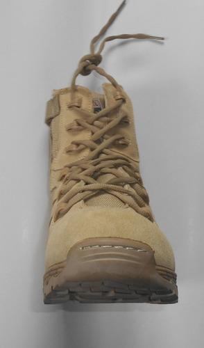 botas militares oficial desierto
