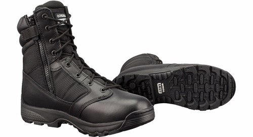 botas militares policia swat original en caja ntideslizante