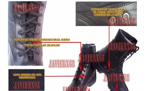 botas militares tacticas tipo mágnum policíal  seguridad 511