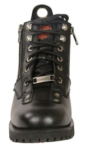 botas milwaukee de ceuro negro talla 5