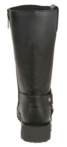botas milwaukee hombre d/cuero clásico arnés cuadrado usa9.5
