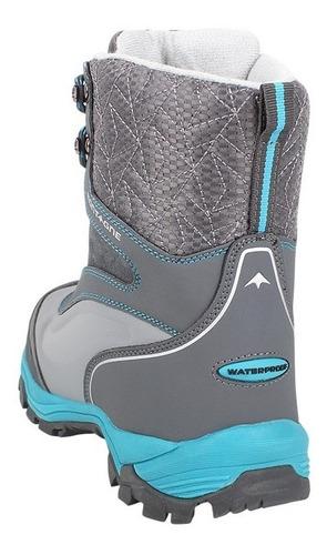 botas montagne heat keeper nieve mujer. impermeables