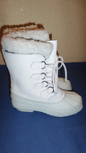 botas montaña nieve hielo esqui lluvia térmica lana alpina