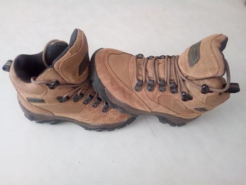 botas montañeras marca skyland talla 35 unisex