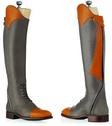 botas montar equitacion federica fabricacion medida en piel