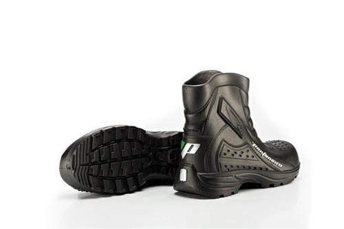 botas moto impermeable lluvia pantaneiro cuotas y envio