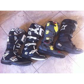 0786933f5d0fc Bota Fox Instinct Branca Usada N39 Motocross Trilha Enduro. Usado - São  Paulo · Botas Off Road Motocross