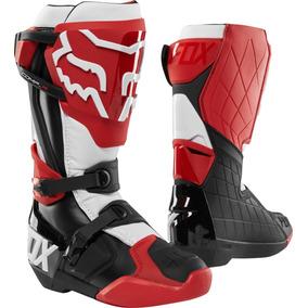 41d3f17949429 Bota Fox Branca Motocross - Botas para Motociclista no Mercado Livre ...